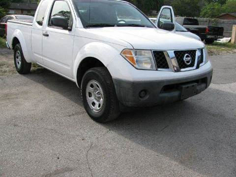 2006 Nissan Frontier for sale at Advance Import in Tampa FL