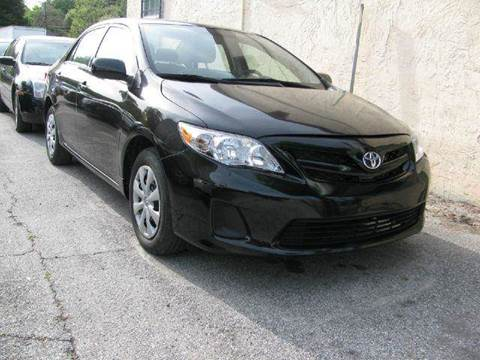2011 Toyota Corolla for sale at Advance Import in Tampa FL