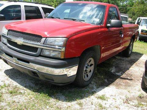 2005 Chevrolet Silverado 1500 for sale at Advance Import in Tampa FL