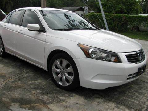 2008 Honda Accord for sale at Advance Import in Tampa FL