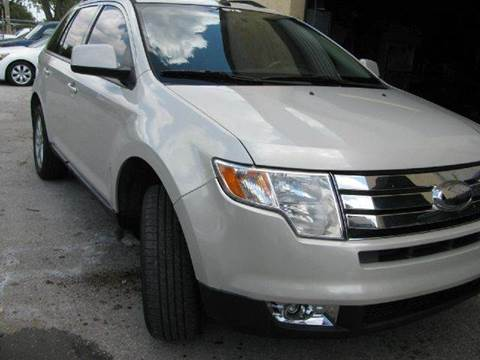 2007 Ford Edge for sale at Advance Import in Tampa FL