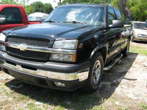 2006 Chevrolet Silverado 1500 for sale at Advance Import in Tampa FL