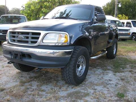 1999 Ford F-150 for sale at Advance Import in Tampa FL
