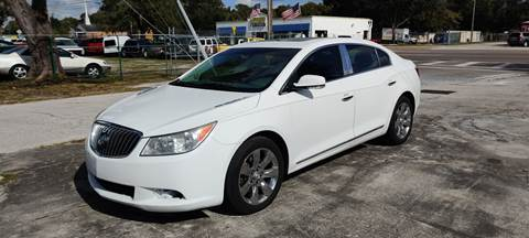 2013 Buick LaCrosse for sale at Advance Import in Tampa FL