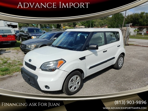 2011 Kia Soul for sale at Advance Import in Tampa FL