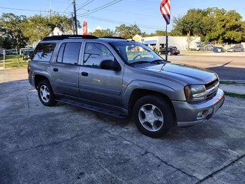 2005 Chevrolet TrailBlazer EXT for sale at Advance Import in Tampa FL