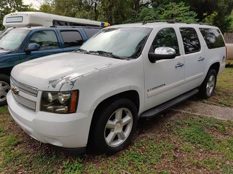 2007 Chevrolet Suburban for sale at Advance Import in Tampa FL