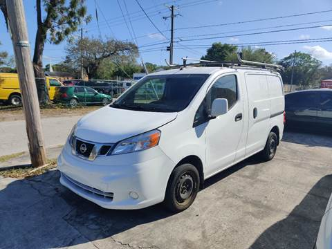 2015 Nissan NV200 for sale at Advance Import in Tampa FL