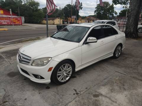 2009 Mercedes-Benz C-Class for sale at Advance Import in Tampa FL