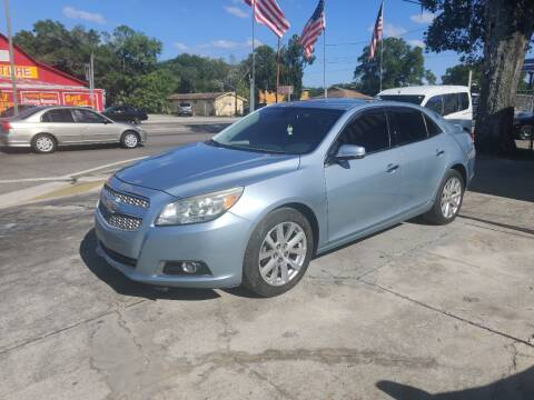 2013 Chevrolet Malibu for sale at Advance Import in Tampa FL