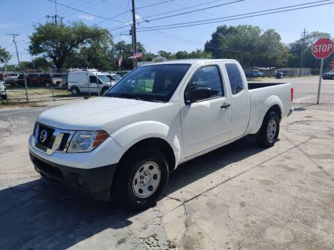 2012 Nissan Frontier for sale at Advance Import in Tampa FL