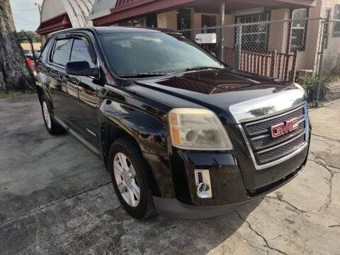 2011 GMC Terrain for sale at Advance Import in Tampa FL