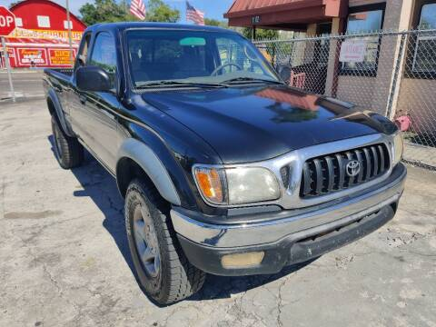 2003 Toyota Tacoma for sale at Advance Import in Tampa FL