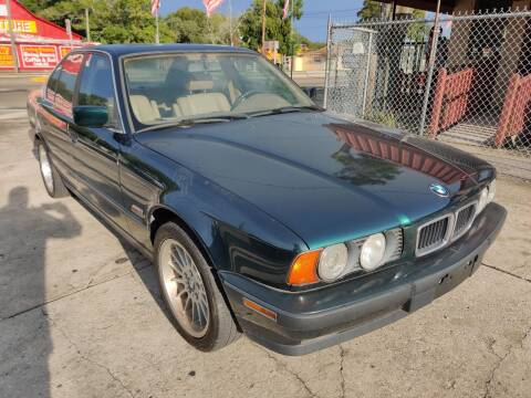 1994 BMW 5 Series for sale at Advance Import in Tampa FL