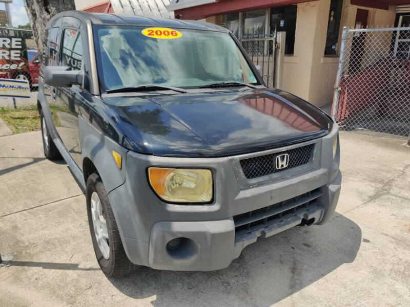 2006 Honda Element for sale at Advance Import in Tampa FL