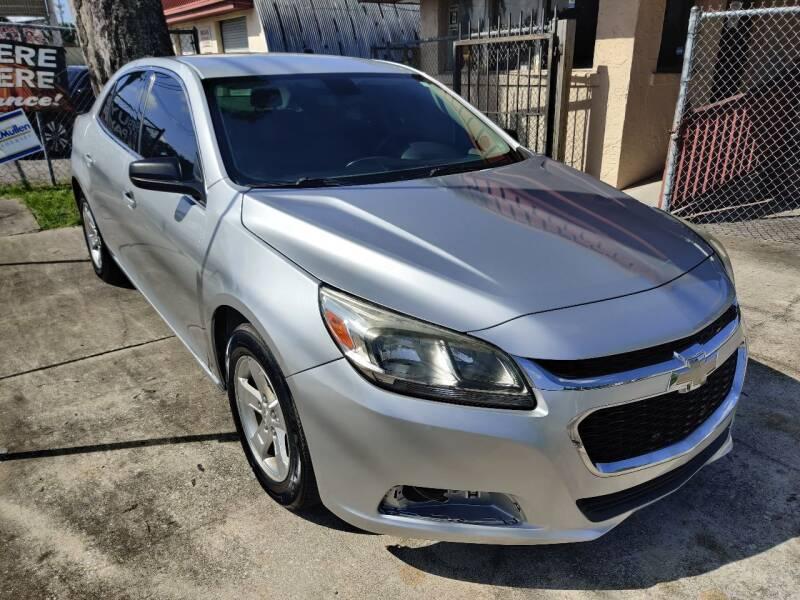 2014 Chevrolet Malibu for sale at Advance Import in Tampa FL