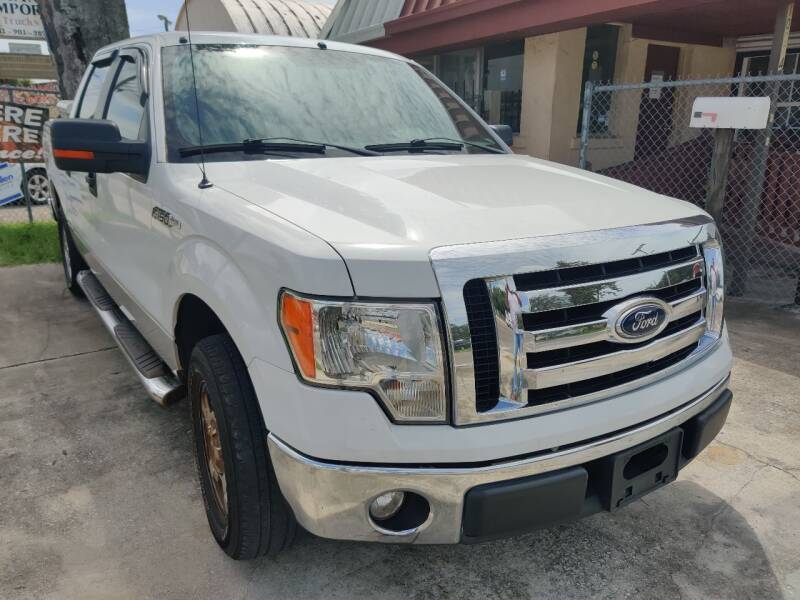 2012 Ford F-150 for sale at Advance Import in Tampa FL