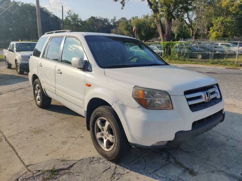 2007 Honda Pilot for sale at Advance Import in Tampa FL