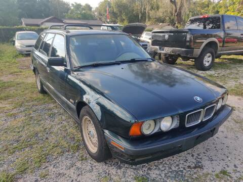 1995 BMW 5 Series for sale at Advance Import in Tampa FL