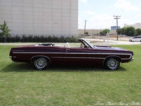 1969 ford torino for sale in dallas tx