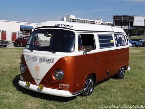 1971 Volkswagen Bus for sale in Dallas, TX