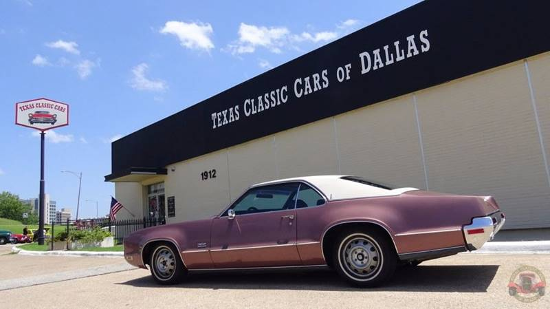 1970 oldsmobile toronado gt in dallas tx texas classic cars of dallas. Black Bedroom Furniture Sets. Home Design Ideas