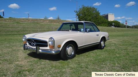 1970 Mercedes-Benz SL280