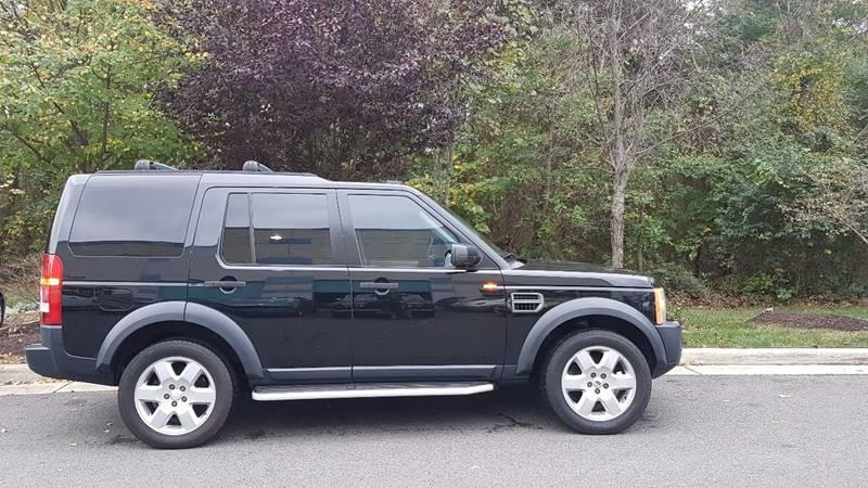 2005 Land Rover Lr3 HSE 4WD 4dr SUV In Chantilly VA - AMERICAN AUTO ...