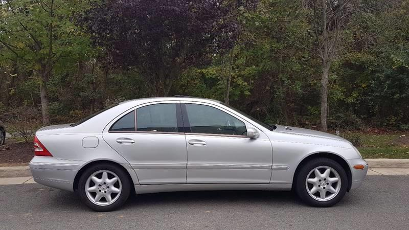 2002 Mercedes Benz C Class For Sale At AMERICAN AUTO GROUP In Chantilly VA