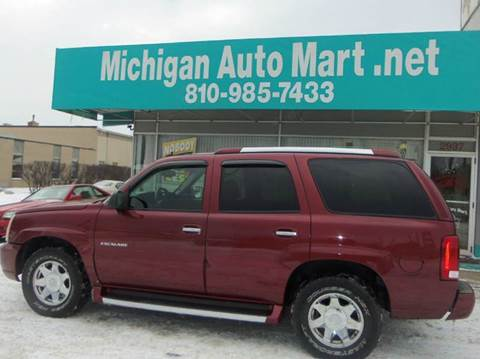 Used Cars In Michigan >> Michigan Auto Mart Used Cars Port Huron Mi Dealer