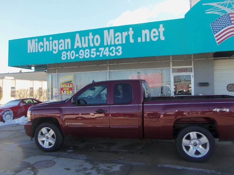 2008 Chevrolet Silverado 1500 for sale at Michigan Auto Mart in Port Huron MI