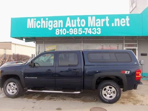 2008 Chevrolet Silverado 1500 $15,985
