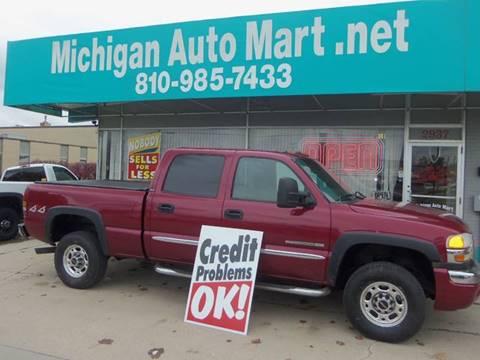 2006 GMC Sierra 2500HD for sale in Port Huron, MI