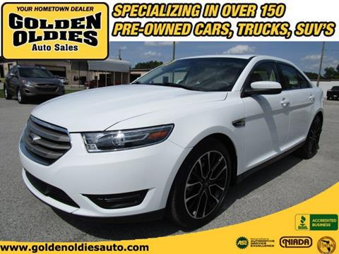 2017 Ford Taurus for sale in Hudson, FL