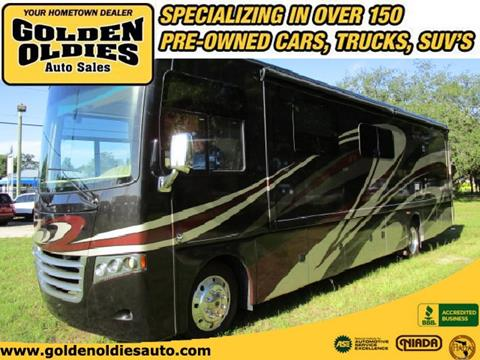 2015 Ford Motorhome Chassis for sale in Hudson, FL