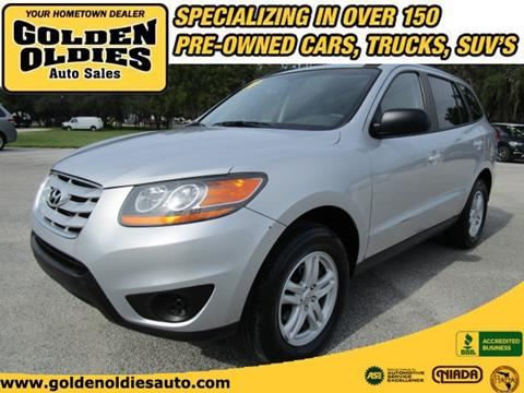 2010 Hyundai Santa Fe for sale in Hudson, FL