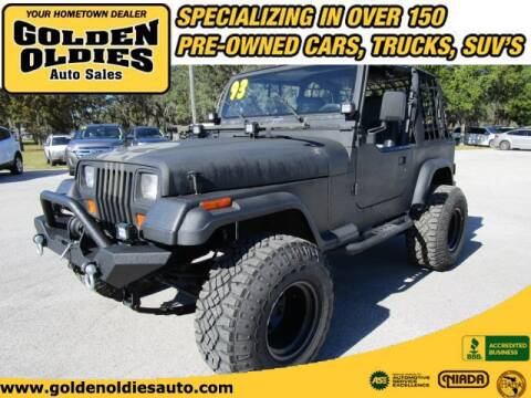 1993 Jeep Wrangler for sale in Hudson, FL