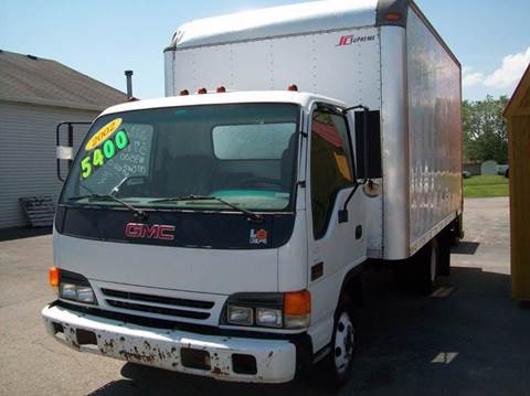 2002 GMC W3500 for sale in Bargersville, IN