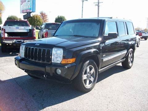2006 Jeep Commander for sale in Bargersville, IN