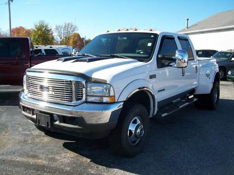 2002 ford f-350 super duty xlt