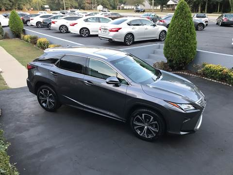 2016 Lexus RX 350 for sale in Spartanburg, SC
