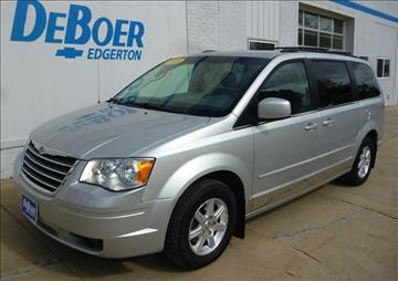 2008 Chrysler Town and Country for sale in Edgerton, MN