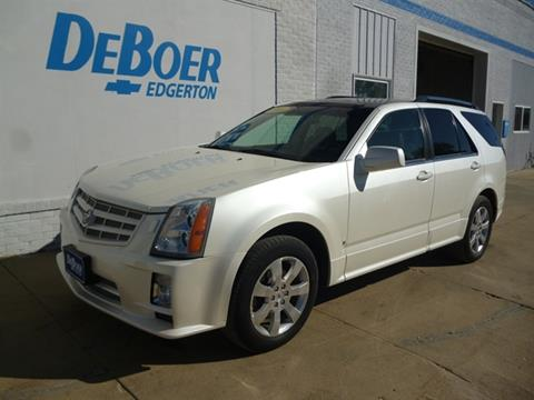 2008 Cadillac SRX for sale in Edgerton, MN