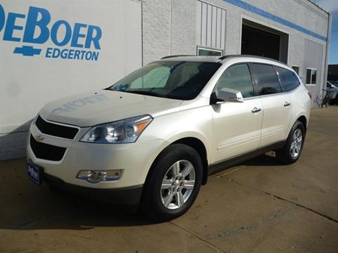 2012 Chevrolet Traverse for sale in Edgerton, MN