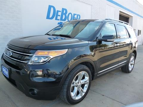 2013 Ford Explorer for sale in Edgerton, MN