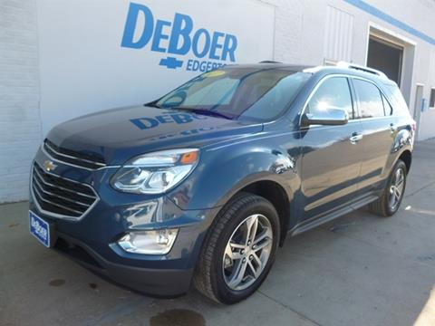 2017 Chevrolet Equinox for sale in Edgerton, MN