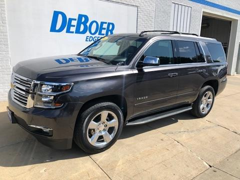 2018 Chevrolet Tahoe for sale in Edgerton, MN