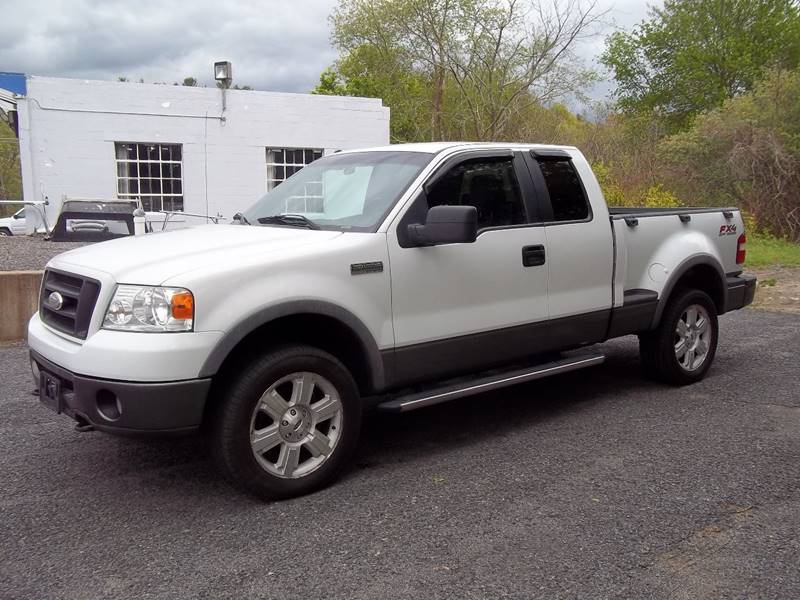 2007 Ford F-150 FX4 4dr SuperCab 4WD Flareside 6.5 ft. SB - West Bridgewater MA