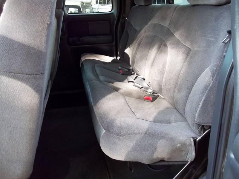 2002 GMC Sierra 1500 4dr Extended Cab SLE 4WD SB - West Bridgewater MA