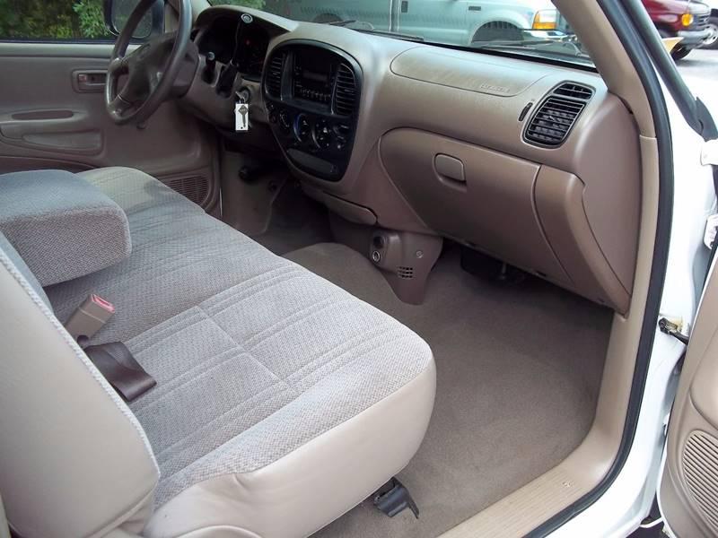 2002 Toyota Tundra 2dr Standard Cab 2WD LB - West Bridgewater MA